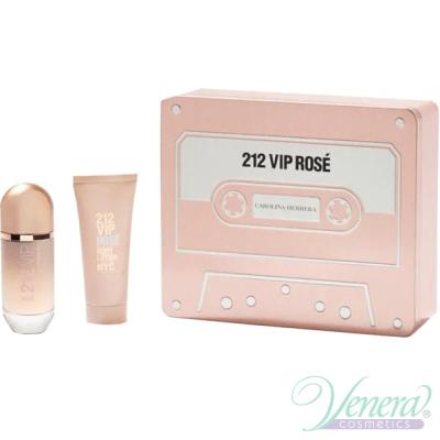 Carolina Herrera 212 VIP Rose Комплект (EDP 50m...