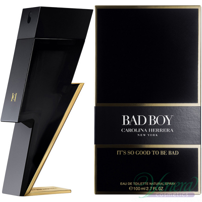 Carolina Herrera Bad Boy EDT 50ml за Мъже