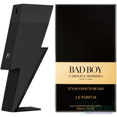 Carolina Herrera Bad Boy Le Parfum EDP 50ml за Мъже Мъжки Парфюми