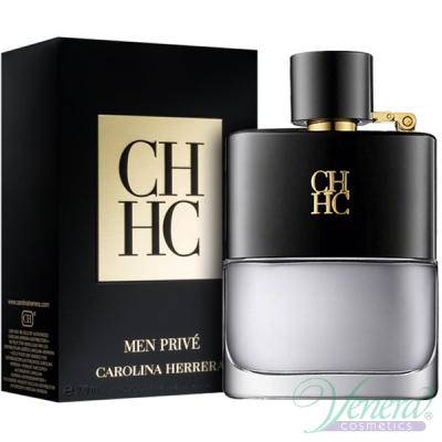 Carolina Herrera CH Men Prive EDT 50ml за Мъже Мъжки Парфюми