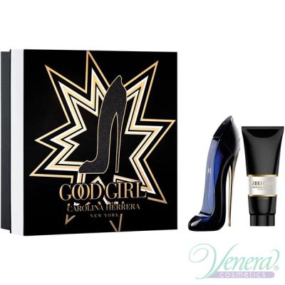 Carolina Herrera Good Girl Комплект (EDP 80ml + BL 100ml) за Жени Дамски Комплекти