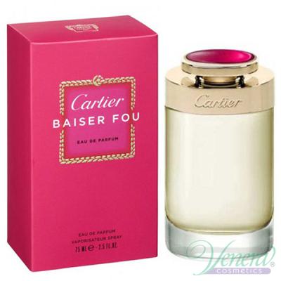 Cartier Baiser Fou EDP 50ml за Жени Дамски Парфюми