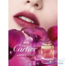 Cartier Baiser Fou EDP 75ml за Жени БЕЗ ОПАКОВКА