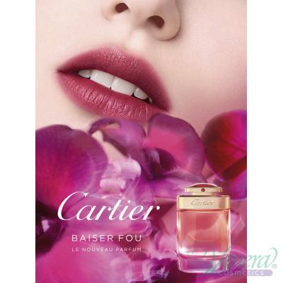 Cartier Baiser Fou EDP 30ml за Жени Дамски Парфюми