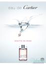 Cartier Eau De Cartier Goutte De Rose EDT 100ml за Жени БЕЗ ОПАКОВКА Дамски Парфюми без опаковка