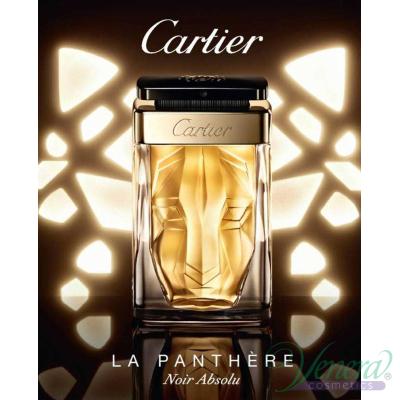 Cartier La Panthere Noir Absolu EDP 75ml за Жени БЕЗ ОПАКОВКА