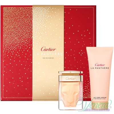 Cartier La Panthere Set (EDP 50ml + BL 100...