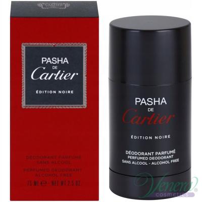 Cartier Pasha de Cartier Edition Noire Deo Stick 75ml за Мъже Мъжки продукти за лице и тяло