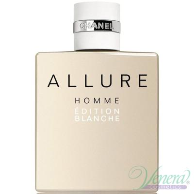 Chanel Allure Homme Edition Blanche Eau de Parfum EDP 100ml за Мъже БЕЗ ОПАКОВКА Мъжки Парфюми без опаковка