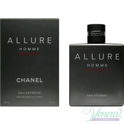 Chanel Allure Homme Sport Eau Extreme EDP 150ml за Мъже Мъжки Парфюми