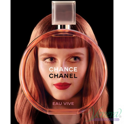 Chanel Chance Eau Vive EDT 100ml за Жени БЕЗ ОП...