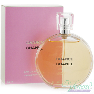 Chanel Chance Eau de Toilette EDT 50ml за Жени Дамски Парфюми