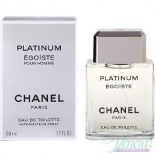 Chanel Egoiste Platinum EDT 50ml за Мъже
