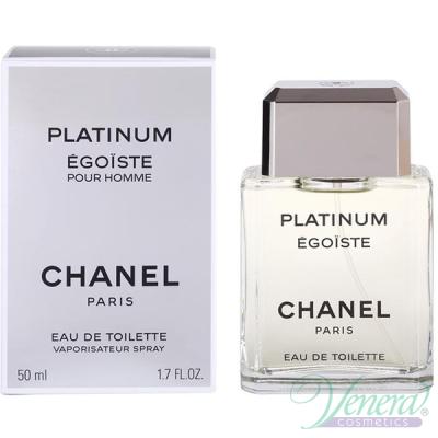 Chanel Egoiste Platinum EDT 50ml за Мъже Мъжки Парфюми
