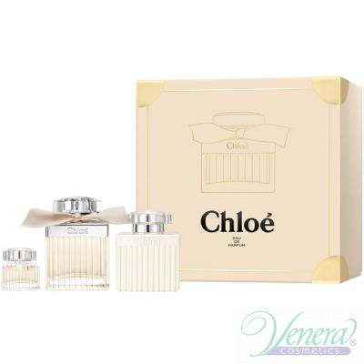 Chloe Комплект (EDP 75ml + EDP 5ml + BL 100ml) за Жени