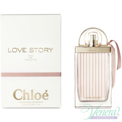 Chloe Love Story Eau de Toilette EDT 75ml за Жени Дамски Парфюми