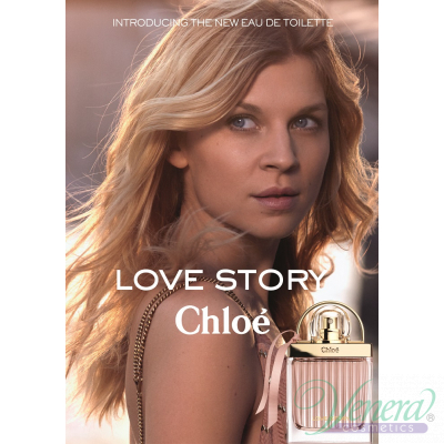Chloe Love Story Eau de Toilette EDT 50ml за Жени Дамски Парфюми