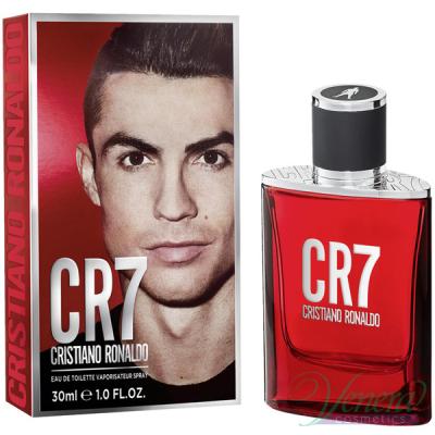 Cristiano Ronaldo CR7 EDT 30ml за Мъже
