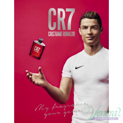 Cristiano Ronaldo CR7 EDT 100ml за Мъже БЕЗ ОПА...