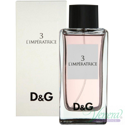 Dolce&Gabbana Anthology L'Imperatrice 3 EDT 100ml за Жени