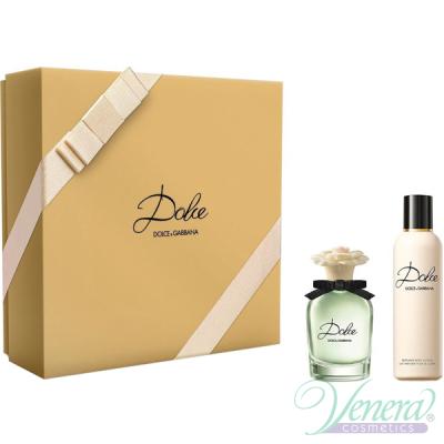 Dolce&Gabbana Dolce Комплект (EDP 50ml + Body Lotion 100ml) за Жени Дамски Комплекти
