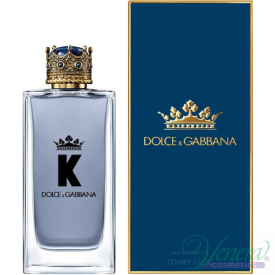 Dolce&Gabbana K by Dolce&Gabbana EDT 150ml за Мъже Мъжки Парфюми