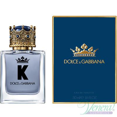 Dolce&Gabbana K by Dolce&Gabbana EDT 50ml за Мъже