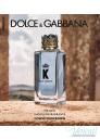 Dolce&Gabbana K by Dolce&Gabbana EDT 50ml за Мъже Мъжки Парфюми