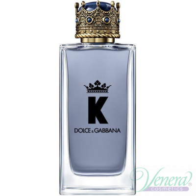 Dolce&Gabbana K by Dolce&Gabbana EDT 100ml за Мъже БЕЗ ОПАКОВКА