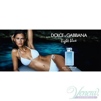 D&G Light Blue Eau Intense Комплект (EDP 50ml + BL 100ml) за Жени Дамски Комплекти