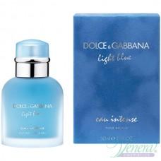 Dolce&Gabbana Light Blue Eau Intense Pour Homme EDP 50ml за Мъже