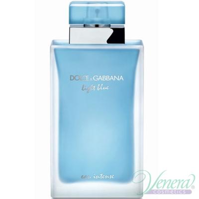Dolce&Gabbana Light Blue Eau Intense EDP 100ml за Жени БЕЗ ОПАКОВКА