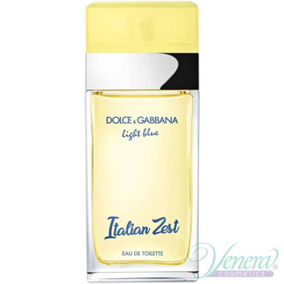 Dolce&Gabbana Light Blue Italian Zest EDT 100ml за Жени БЕЗ ОПАКОВКА Дамски Парфюми без опаковка