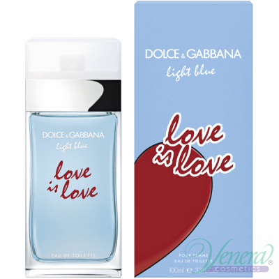 Dolce&Gabbana Light Blue Love Is Love Pour Femme EDT 100ml за Жени Дамски Парфюми