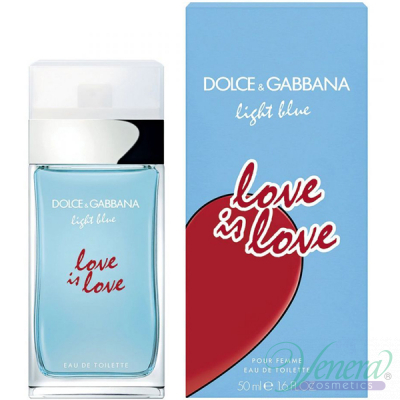 Dolce&Gabbana Light Blue Love Is Love Pour Femme EDT 50ml за Жени