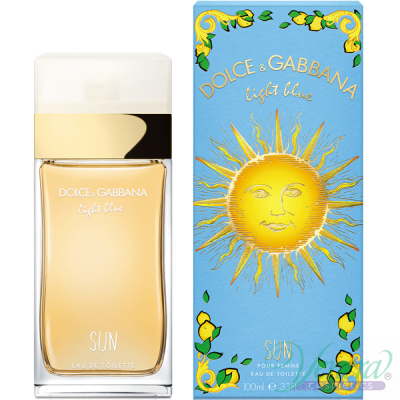 Dolce&Gabbana Light Blue Sun EDT 100ml за Жени
