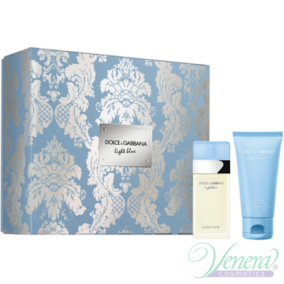 Dolce&Gabbana Light Blue Set (EDT 25ml...
