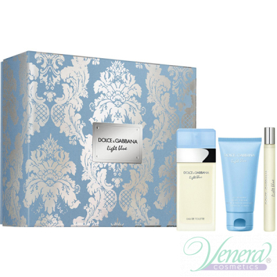 Dolce&Gabbana Light Blue Комплект (EDT...