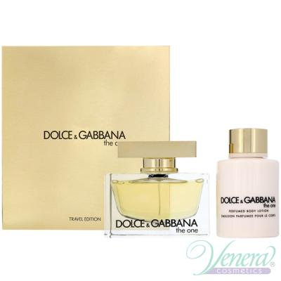 Dolce&Gabbana The One Комплект (EDP 75...