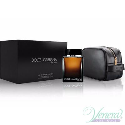 Dolce&Gabbana The One Eau de Parfum Комплект (EDP 150ml + Bag) за Мъже Мъжки Комплекти