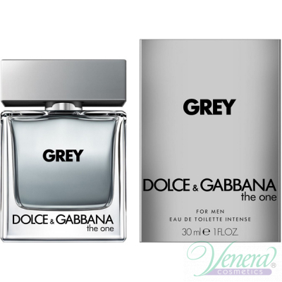 Dolce&Gabbana The One Grey EDT Intense 30ml за Мъже