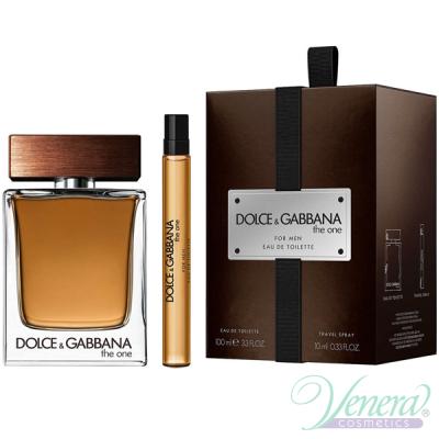 Dolce&Gabbana The One Комплект (EDT 100ml + EDT 10ml) за Мъже