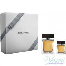 Dolce&Gabbana The One Комплект (EDT 100ml + EDT 30ml) за Мъже