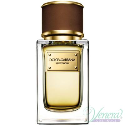 Dolce&Gabbana Velvet Wood EDP 50ml за Мъже БЕЗ ОПАКОВКА Мъжки Парфюми без опаковка