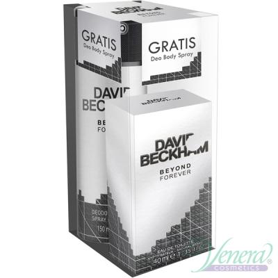 David Beckham Beyond Forever Комплект (EDT 40ml...