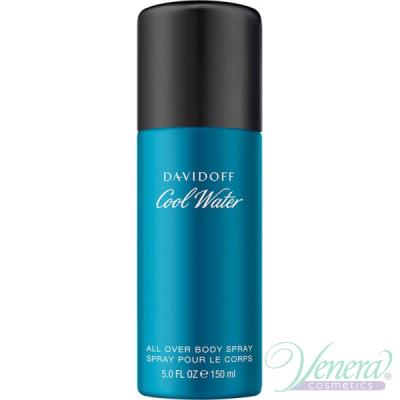 Davidoff Cool Water Deo Body Spray 150ml за Мъже
