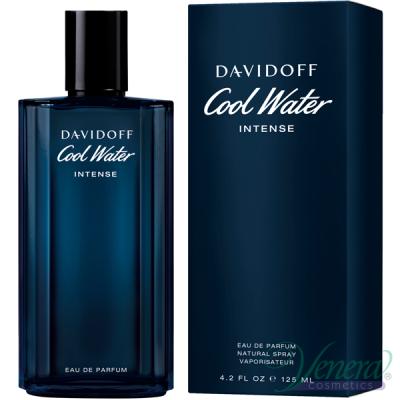 Davidoff Cool Water Intense EDP 125ml за Мъже Мъжки Парфюми