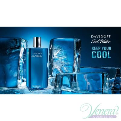 Davidoff Cool Water The Coolest Edition EDT 200ml за Мъже Мъжки Парфюми