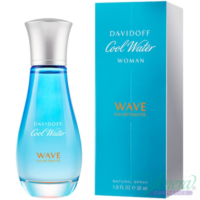 Davidoff Cool Water Woman Wave EDT 30ml за...