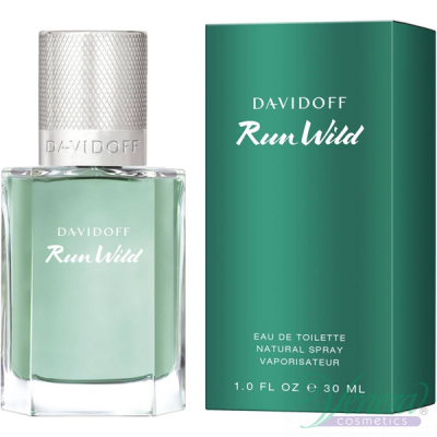 Davidoff Run Wild EDT 30ml за Мъже